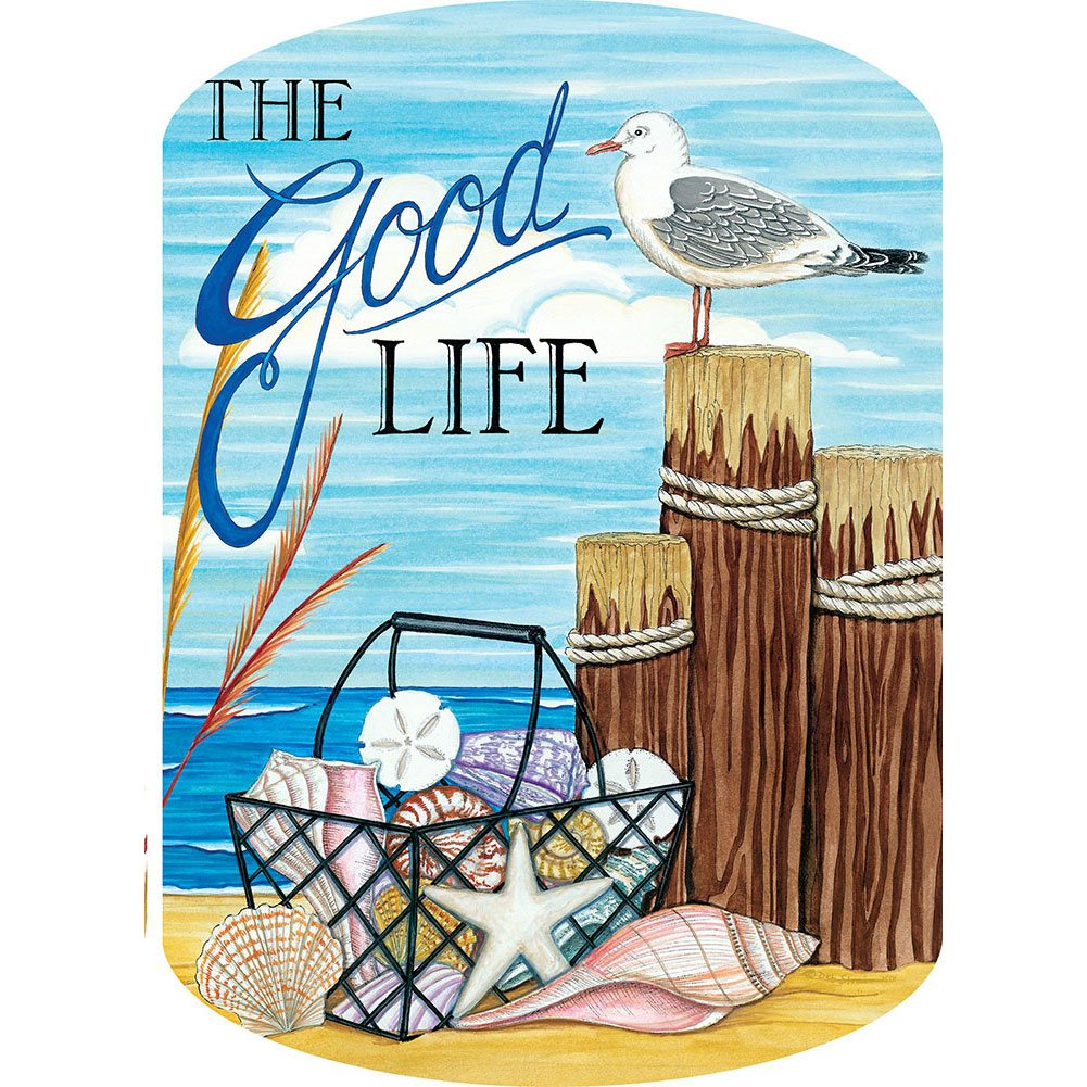 The Good Life Beach PVC Hang Around