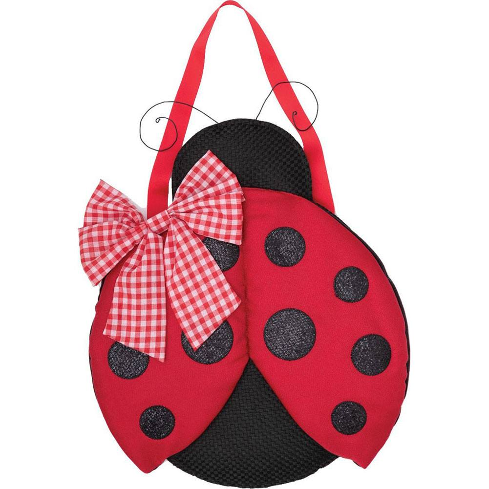 Lady Bug FABRICreations Hang Around