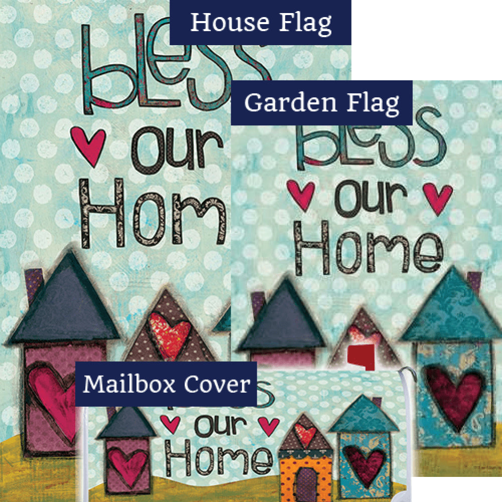 Bless Our Home Hearts Double Sided Yard Makeover Set (3 Pieces)
