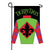 Derby Days 2 Appliqued Double Sided Garden Flag