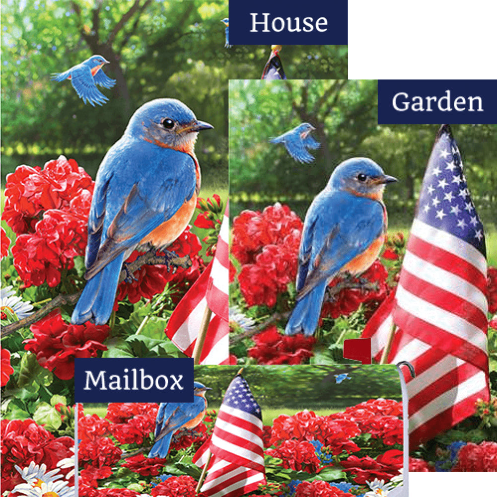 Bluebird Salute Yard Makeover Set (3 Pieces)