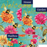 Bumble Bees in the Garden Yard Makeover Set (3 Pieces)
