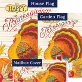 Pumpkin Turkey Double Sided Yard Makeover Set (3 Pieces)