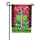 Gift Stack Double Sided Garden Flag