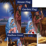 Mary And Joseph Double Sided Yard Makeover Set (3 Pieces)