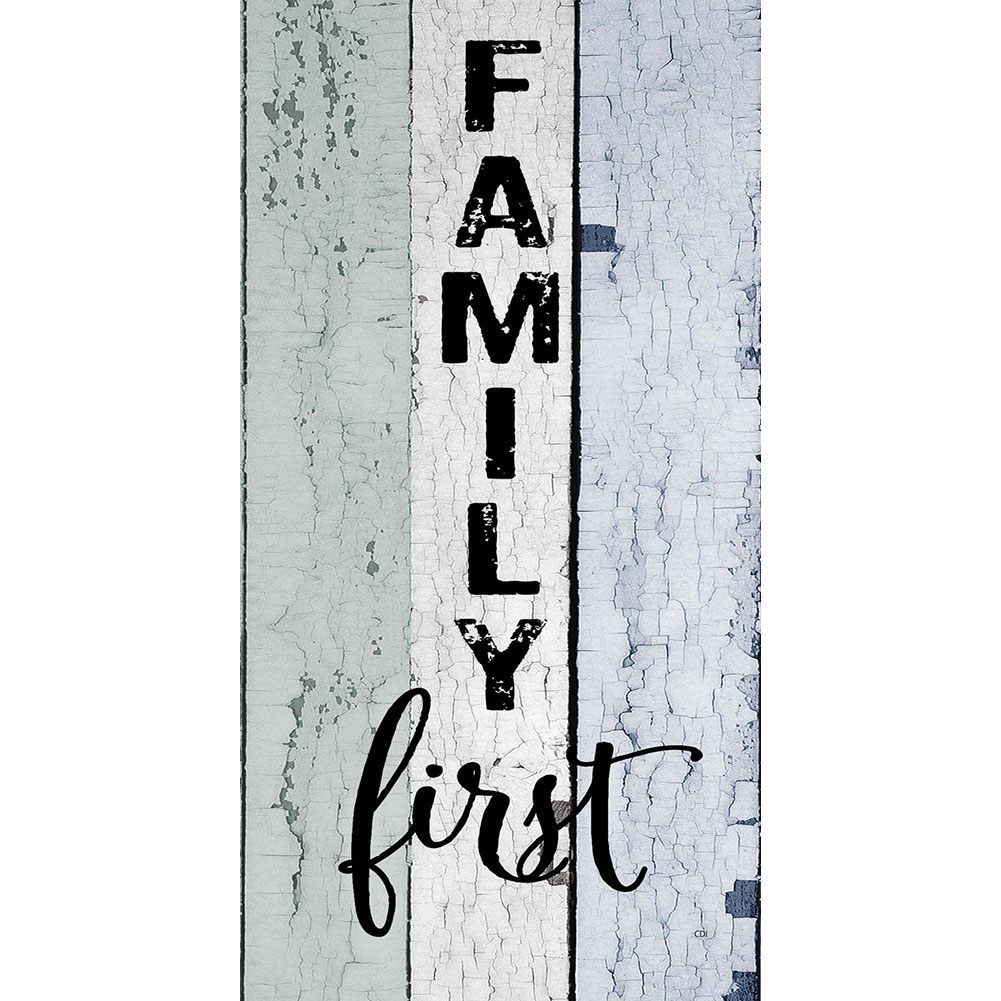 Family First Art Panel