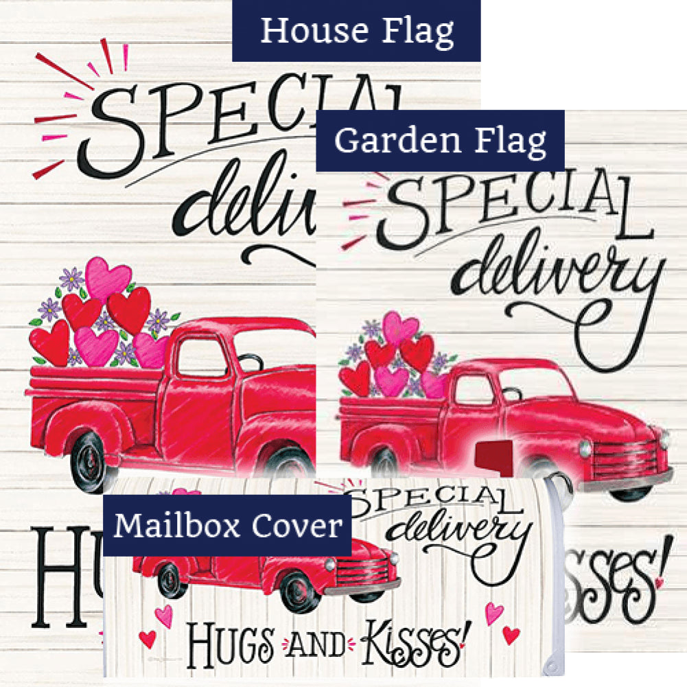 Special Delivery Valentine Yard Makeover Set (3 Pieces)