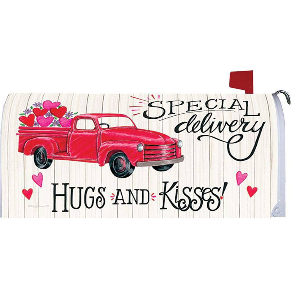 Special Delivery Valentine Mailbox Cover