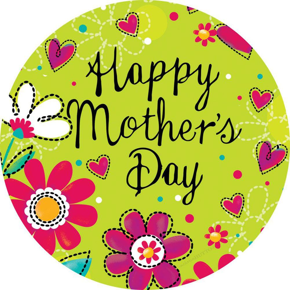 Happy Mothers Day Accent Magnet