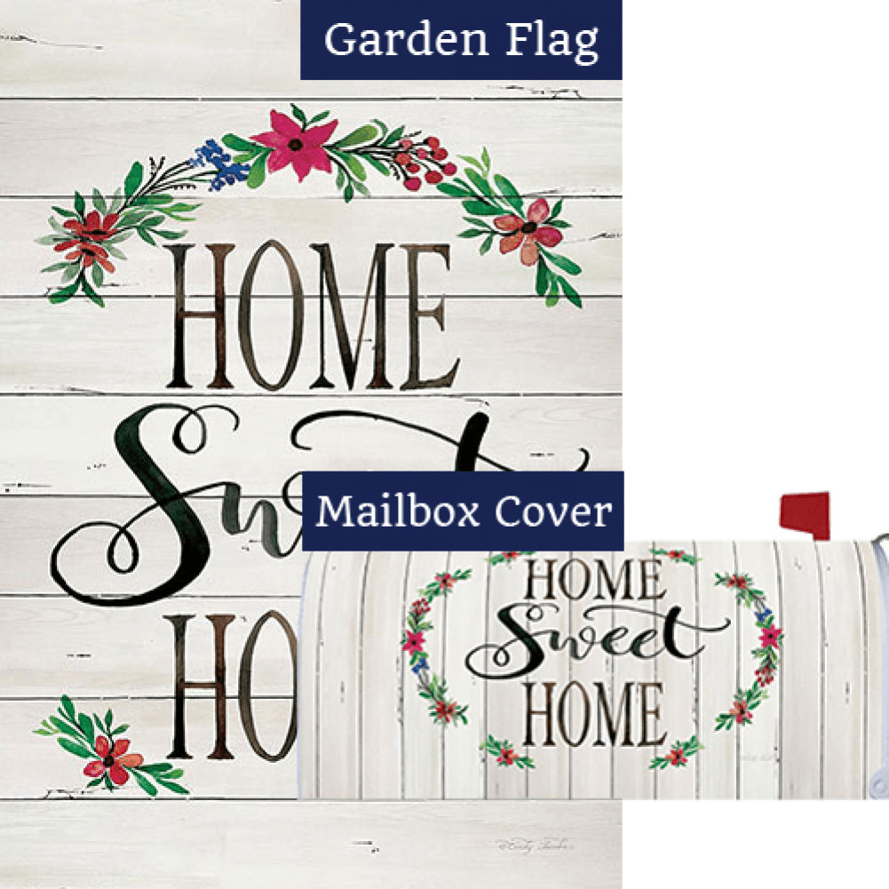 Shiplap Home Double Sided Flag Mailwrap Set (2 Pieces)