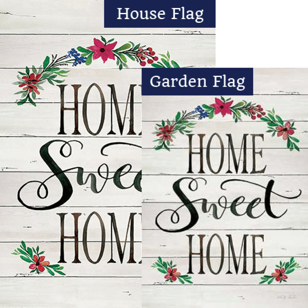 Shiplap Home Double Sided Flags Set (2 Pieces)