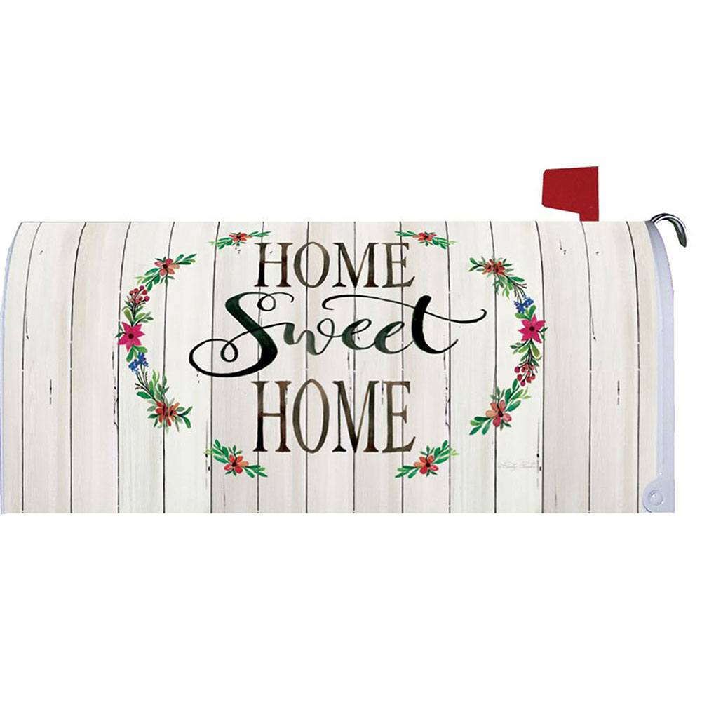 Shiplap Home Mailbox Cover