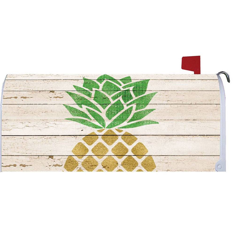 Farmhouse Pineapple Mailbox Cover