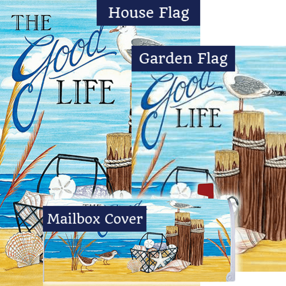 The Good Life Beach Yard Makeover Set (3 Pieces)
