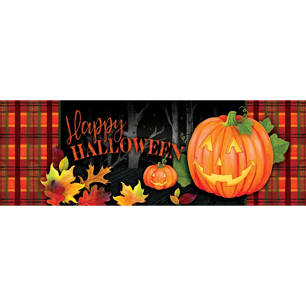 Halloween Jack Signature Sign