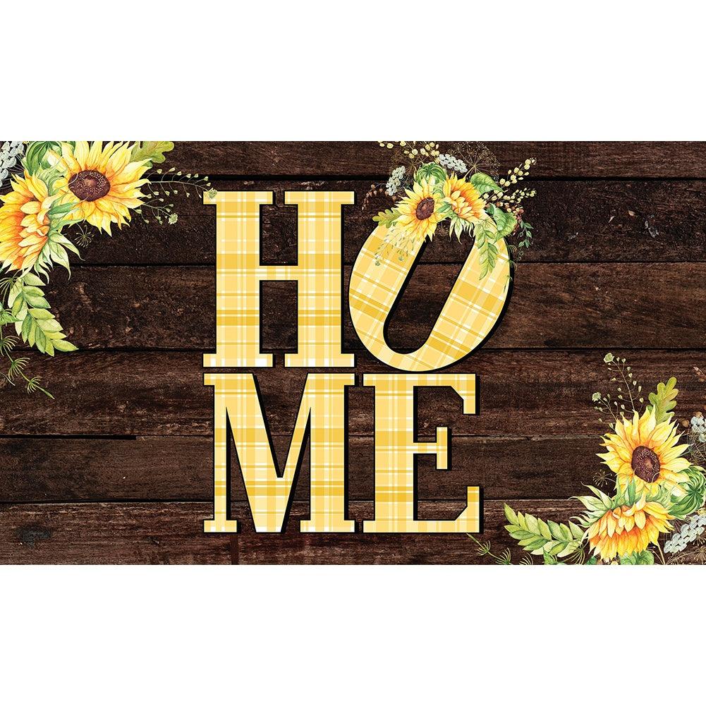 Sunflower Home Doormat