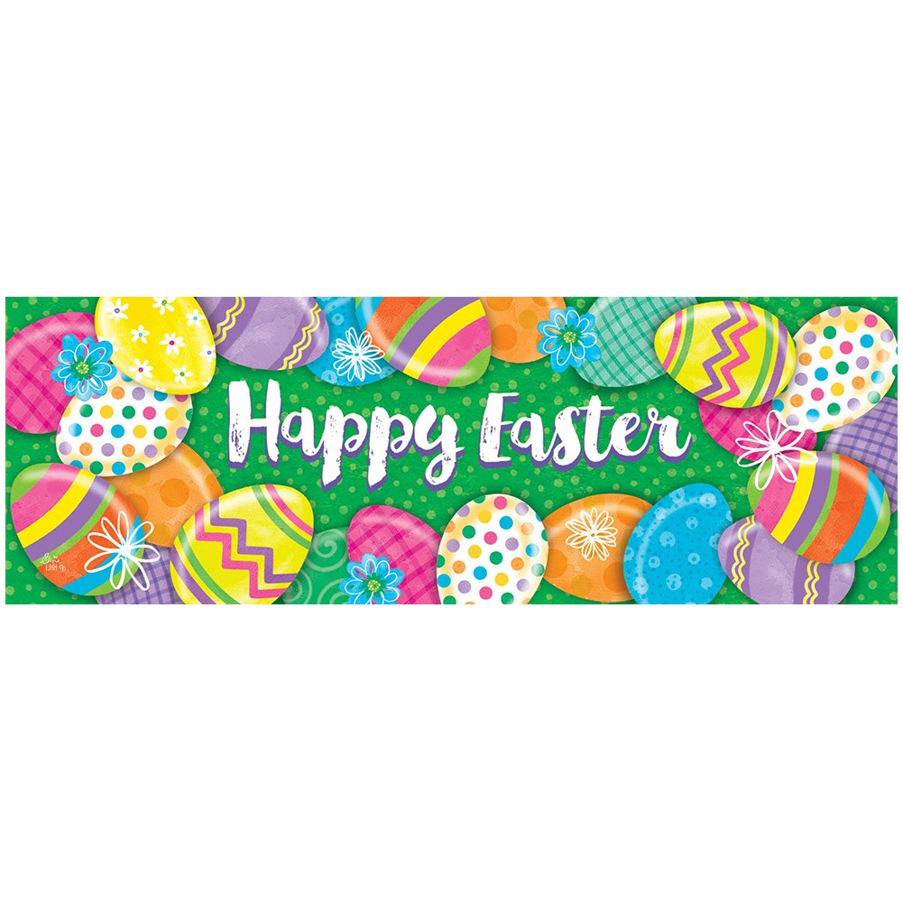 Easter Egg Hunt Holiday Signature Sign