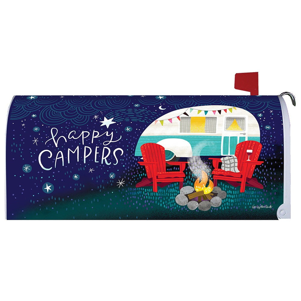 Under the Stars Mailbox Cover