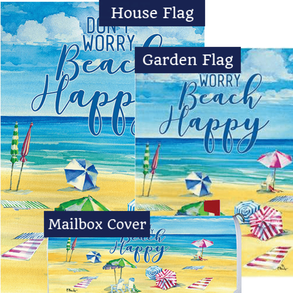 Beach Happy Yard Makeover Set (3 Pieces)