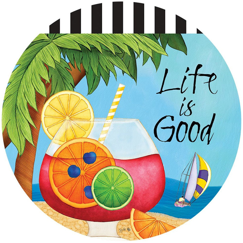 Life is Good Accent Magnet
