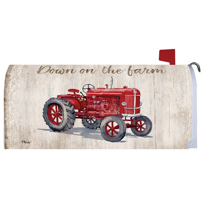 Down on the Farm Mailbox Cover