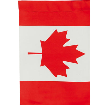 Canada Double Sided House Flag