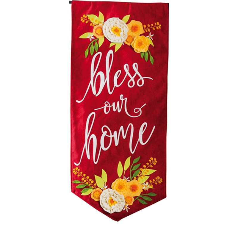 Bless Our Home Textile Decor
