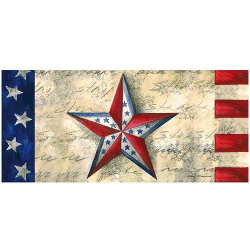 Stars On Star Sassafras Switch Mat