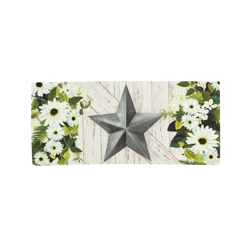 Galvanized Star Sassafras Switch Mat