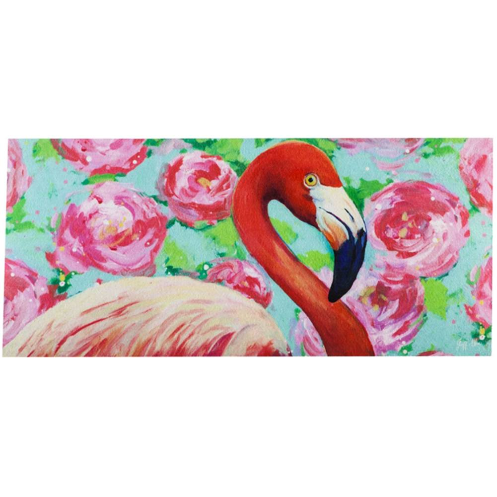 Floral Flamingo Sassafras Switch Mat