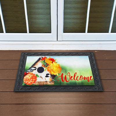 Chickadee Floral Sassafras Switch Mat
