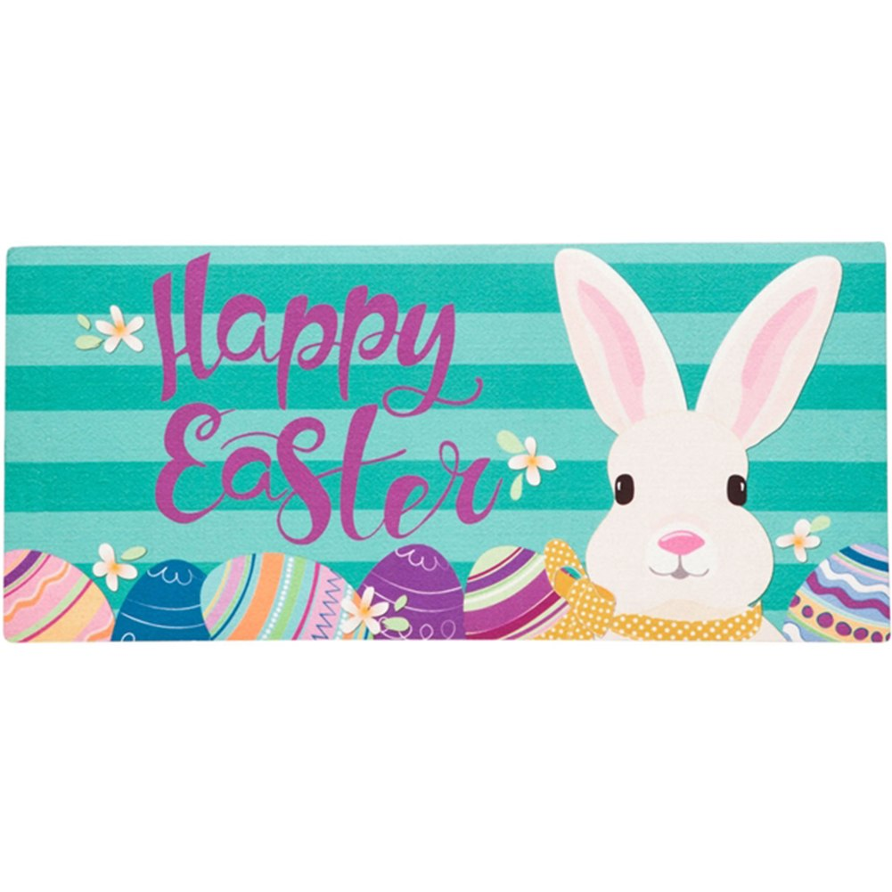 Easter Bunny Sassafras Switch Mat