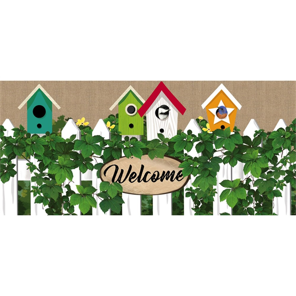 Garden Fence Sassafras Switch Mat