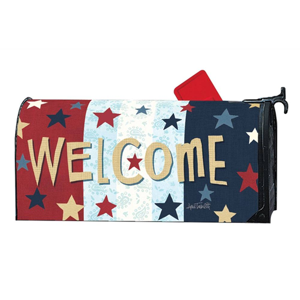 Liberty Flags Mailwrap