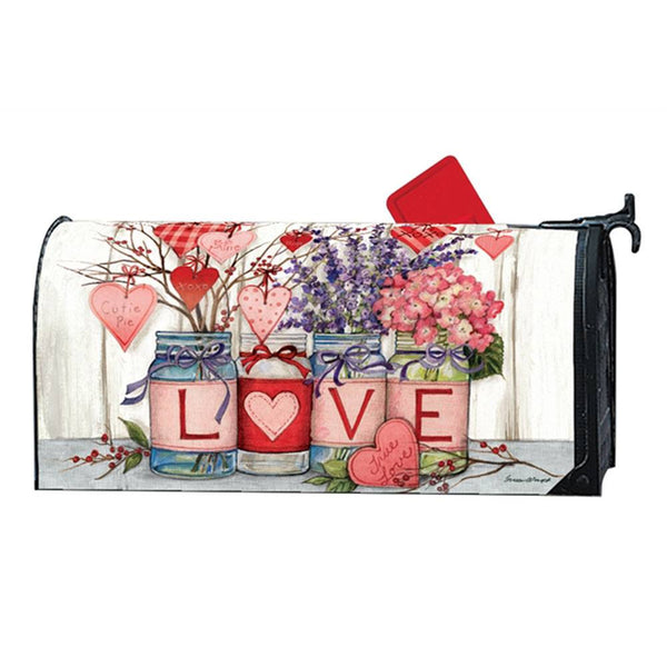 Wedding Mailbox Covers | Free Shipping On All Wedding Mailbox Covers u2013  Flagsrus.org