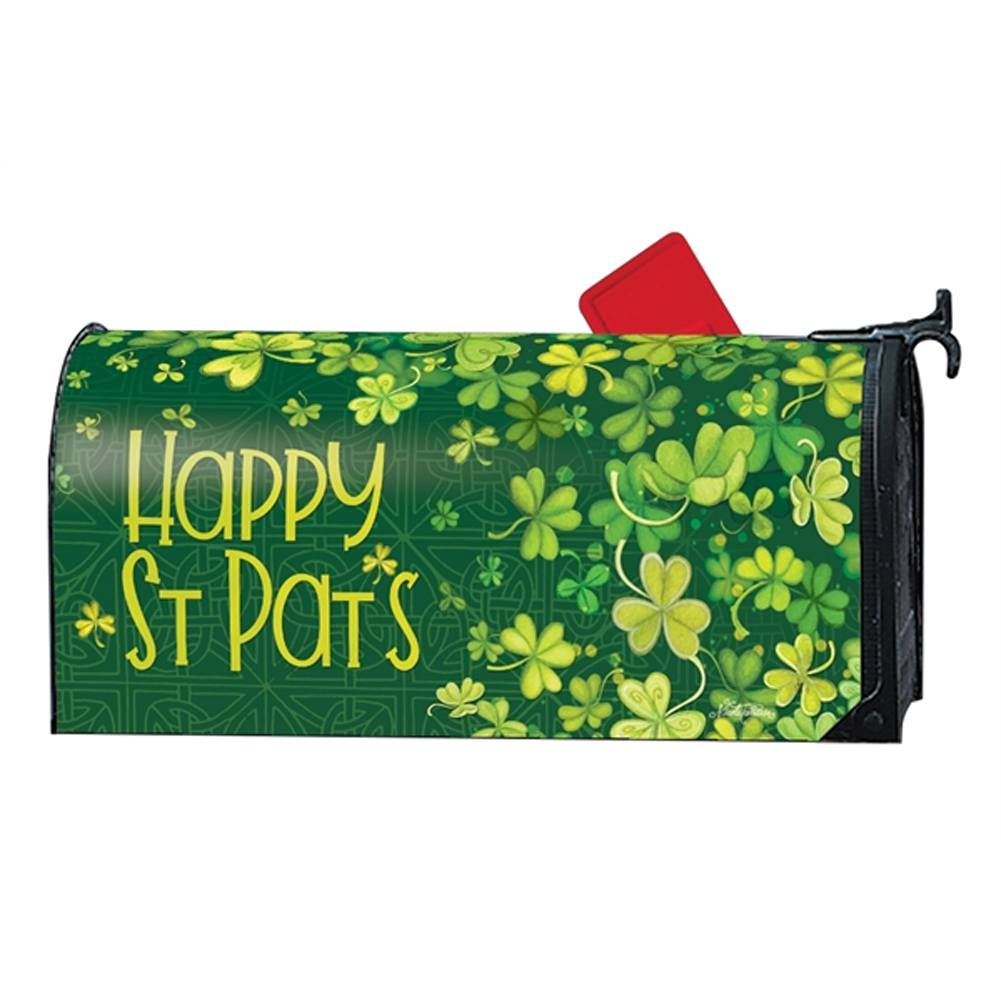 Shamrock Shower Mailwrap