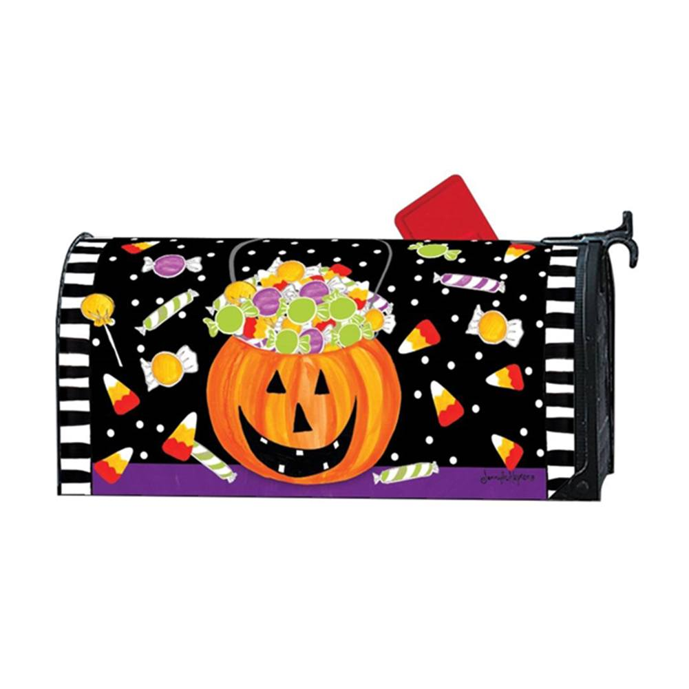 Halloween Candy Mailwrap