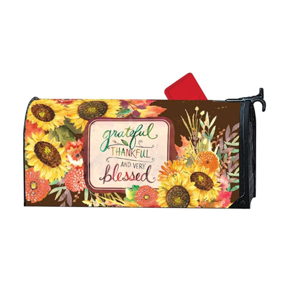 Grateful Bouquet Mailwrap