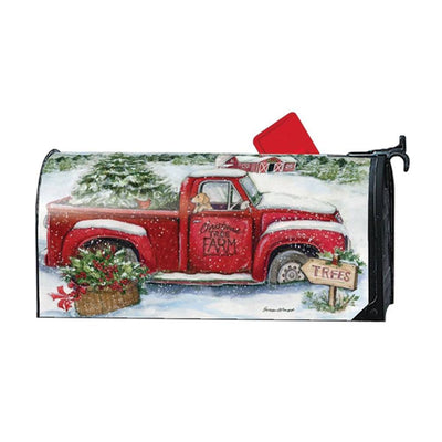 Christmas Tree Farm Mailwrap
