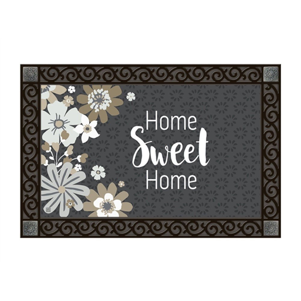 Simply Floral Home Sweet Home MatMate