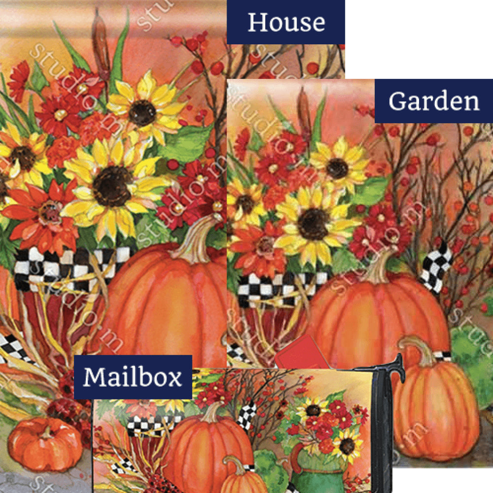 Ready for Fall Yard Makeover Set (3 Pieces)