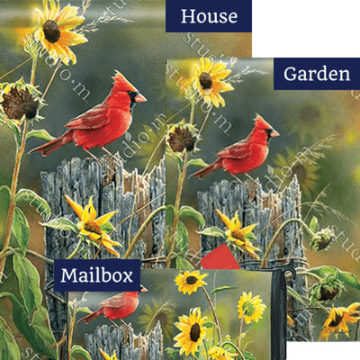 Cardinal View Yard Makeover Set (3 Pieces)
