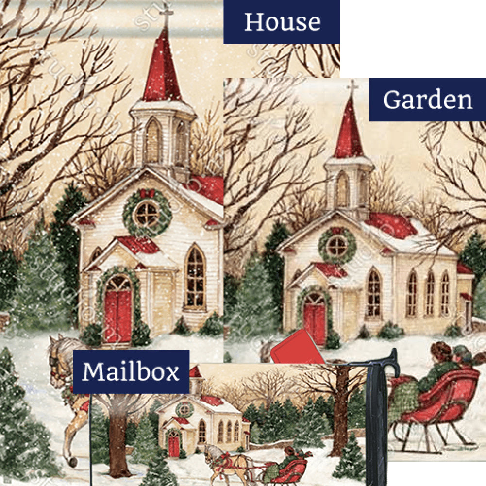 Religious Christmas Yard Makeover Set (3 Pieces)