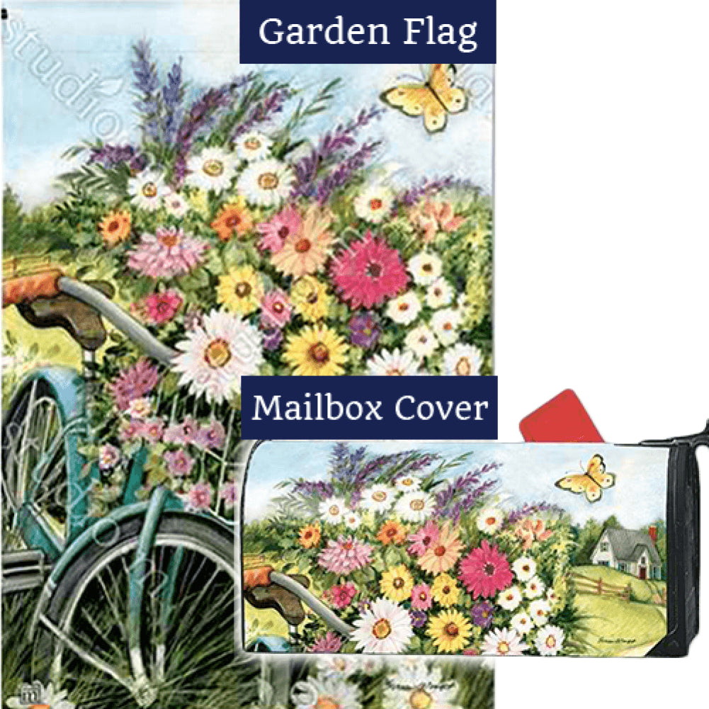 Morning Ride Flag Mailwrap Set (2 Pieces)
