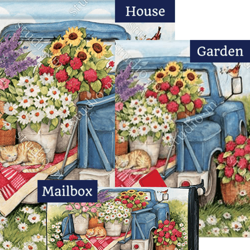 Flower Pickin' Time Yard Makeover Set (3 Pieces)