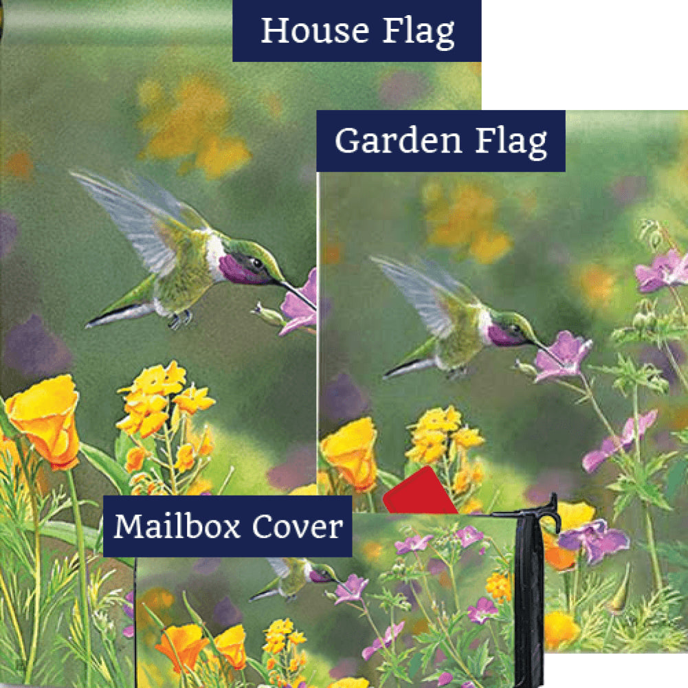 Hummingbird Hover Yard Makeover Set (3 Pieces)