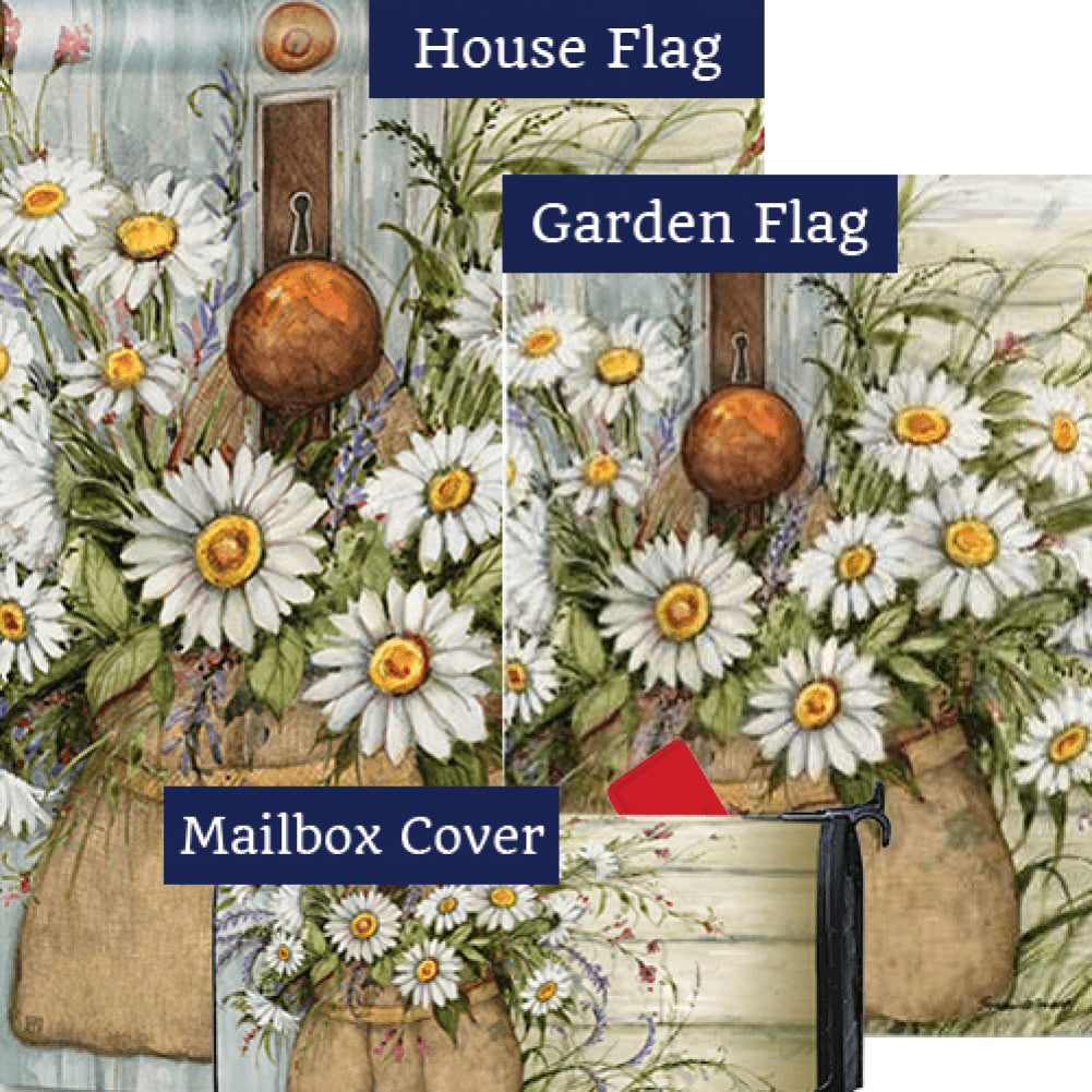 Fresh Picked Daisies Yard Makeover Set (3 Pieces)