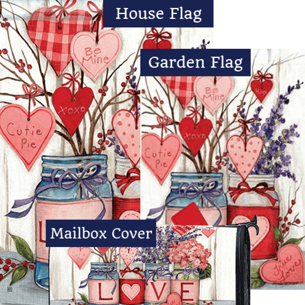Filled With Love Yard Makeover Set (3 Pieces)