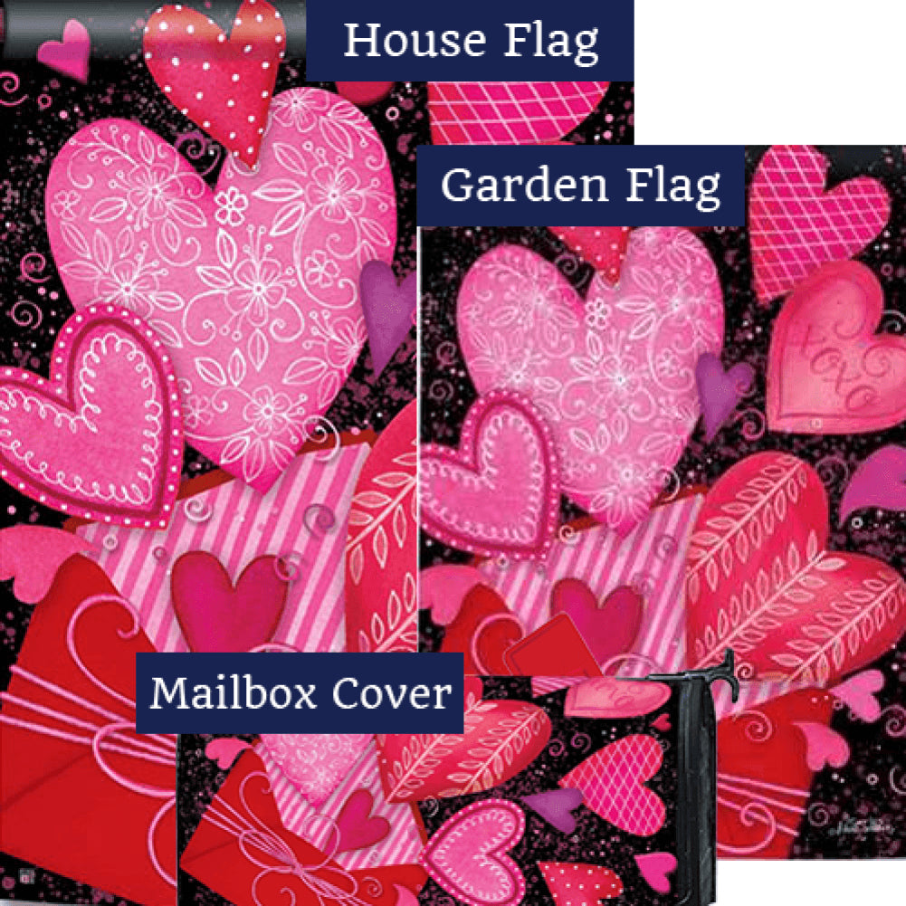 Sending Love Yard Makeover Set (3 Pieces)