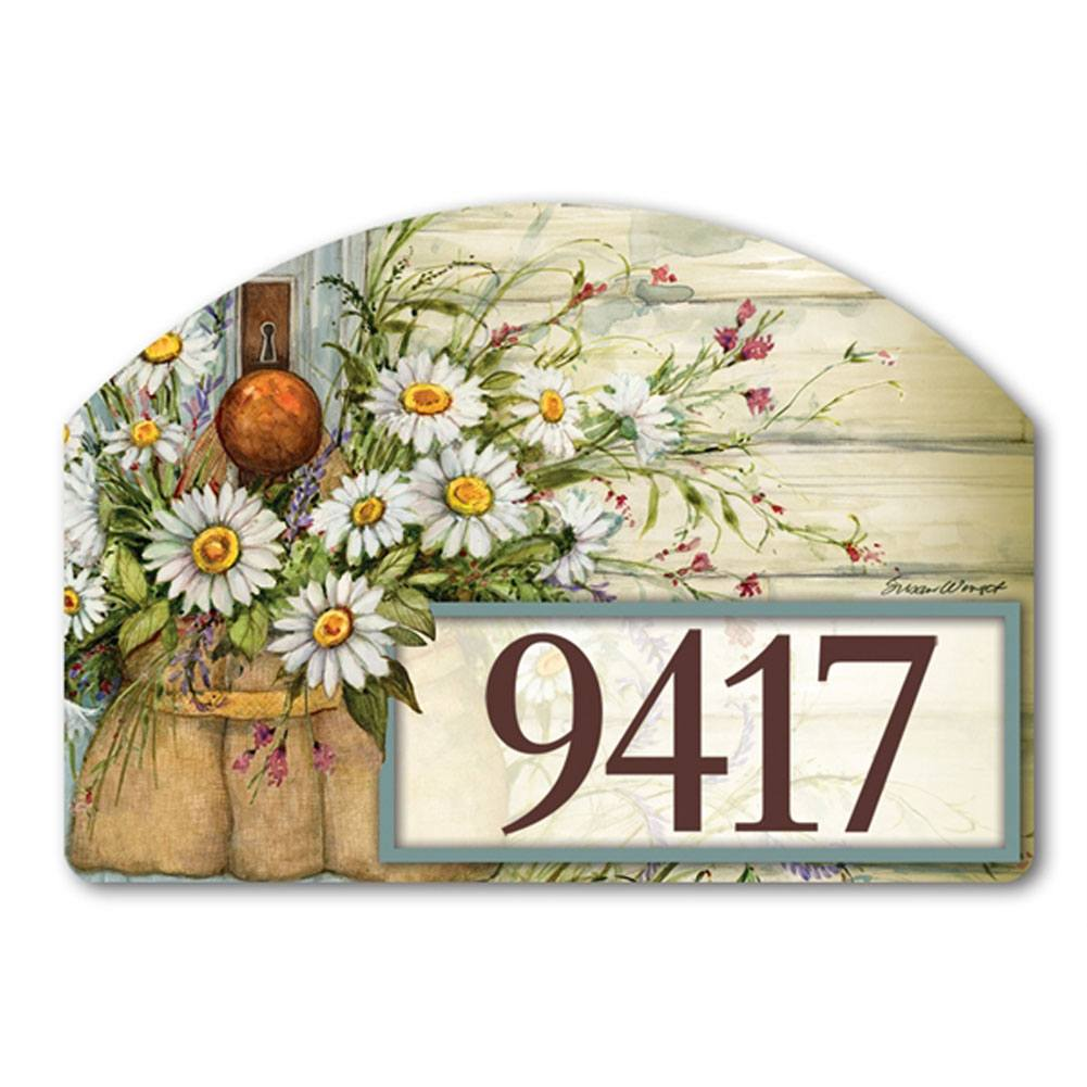 Fresh Picked Daisies Yard DeSign